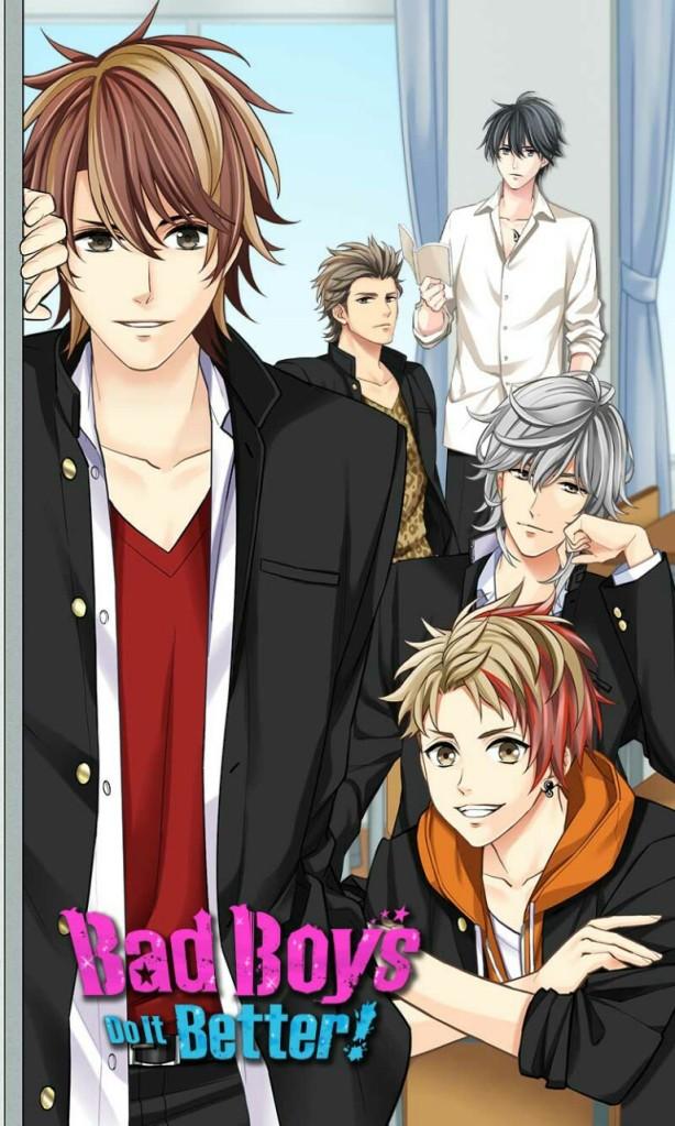 (clockwise from L) Ryoji, Keiichiro, Rei, Akira, Yu