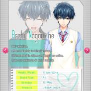 Asahi Nagamine, 'First Love Story' ©Favary, Inc.