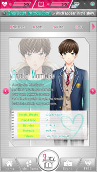 Arata Momose, 'First Love Story' ©Favary, Inc.